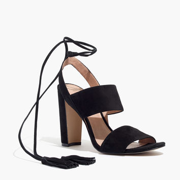 The Octavia Tassel Sandal