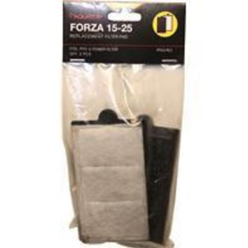 Aquatop Aquatic Supplies - Forza Replacement Filter With Activated Carbon
