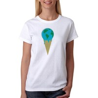 Ice Cream Globe T-shirt