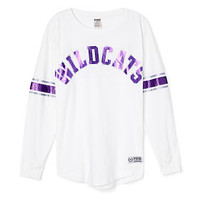 Kansas State University Limited Edition Varsity Crew - PINK - Victoria's Secret