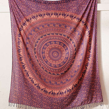 Animal Maze Tapestry | Urban Outfitters