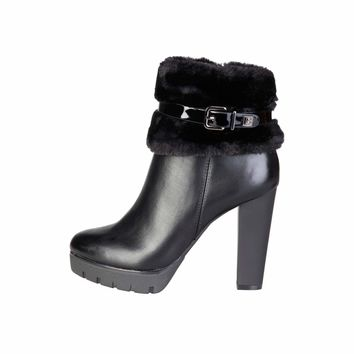 Laura Biagiotti 2111 Women Black Ankle boots