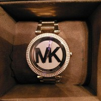 DCCK7BE Michael Kors Wrist Watch for Women