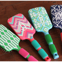 Ace & Ivy - Personalized Hair Brushes Daily Deal | Ace & Ivy