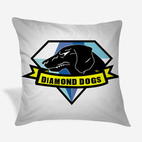 Diamond Doge Pillow Case