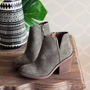 Olive & Spruce Boots