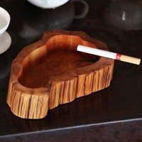 Cedar Ashtray