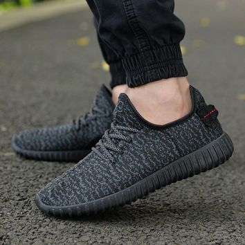 2017 New Men Summer Mesh Shoes Loafers lac-up Water shoes Walking lightweight Comforta