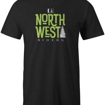 Treed Up T-Shirt Charcoal Heather