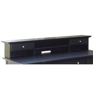 Home Styles Furniture 5531-04 The Bedford Executive Desk Hutch