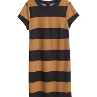 H&M - Short-sleeved Jersey Dress