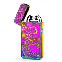 Colorful electri carc lighter