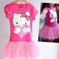 Kids Girls Baby Dress  Products For Children