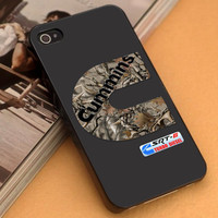 Cummins Turbo Diesel Logo - iPhone 4/4s,5,5s,5c and Samsung S2,S3,S4 - Plastic Rubber