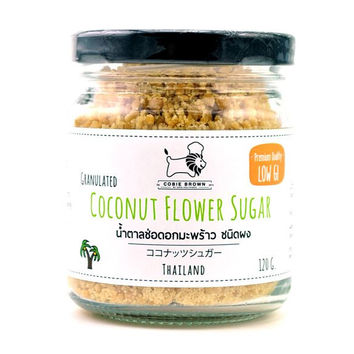 100%  organic coconut  flower powder sugar , 120 grams.