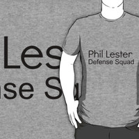 Phil Lester - Defense Squad by abigailhays