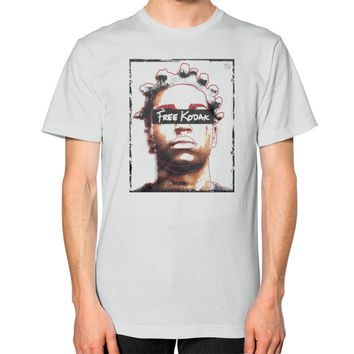 Free Kodak Unisex T-Shirt (on man)