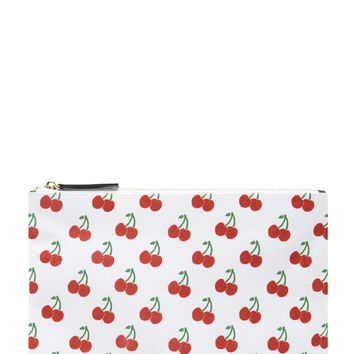 Cherry Print Clutch   Forever 21 - 1000177729