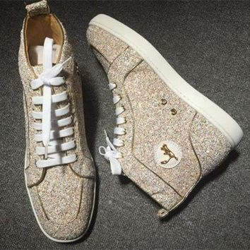 DCCK2 Cl Christian Louboutin Style #2287 Sneakers Fashion Shoes