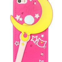 MOON SCEPTER IPHONE CASE