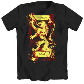 "House Words: ""Hear Me Roar"" Shirt"