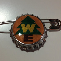 Wilderness Explorer Badge Bottlecap Pin Disney Pixar Up