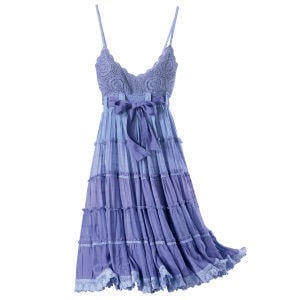 Sugilite Crochet Dress - New Age & Spiritual Gifts at Pyramid Collection
