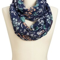Old Navy Womens Printed Infinity Scarves Size One Size - Multi floral
