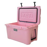 Yeti Limited Edition Pink Tundra 45qt Cooler