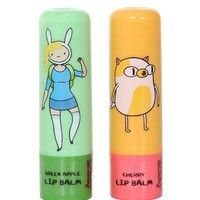 Adventure Time Fionna & Cake Lip Balm 2 Pack - 146110