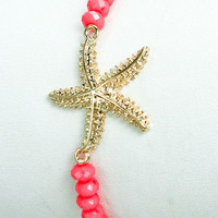 My Little Starfish Bracelet