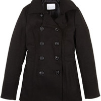 Long Peacoat with Thinsulate