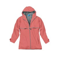Palmetto Moon | Charles River New Englander Rain Jacket