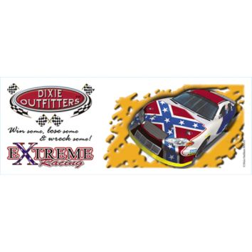 Extreme Racing Coffee Mug by Dixie Outfitters®
