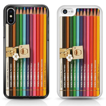 BOX CLUTCH PENCIL CASE Phone DOLCE Case Cover For iPhone Samsung iPod Sony   eBay