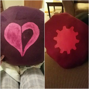 Strider Aspect Pillow Set Homestuck Inspired