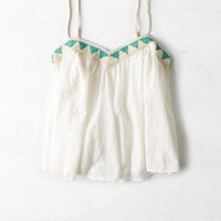 AEO 's Beaded Floaty Cami