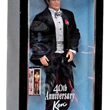 Barbie Collector Edition 40th Anniversary Ken (Barbie Collectibles)