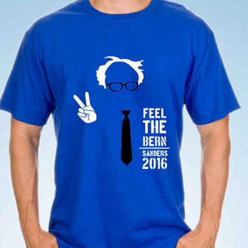 Bernie Sanders Shirt! Feel the bern