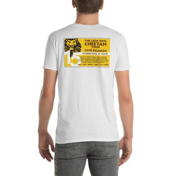 The Lion King - Cheetah Tour 15th Anniversary - T-Shirt