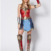 Adult Wonder Woman Costume - DC Comics - Spencer's