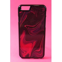 Ruby Color Warp Phone Case