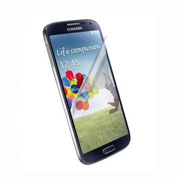 Screen Protector Clear Crystal for Samsung Galaxy S4 (I9500)