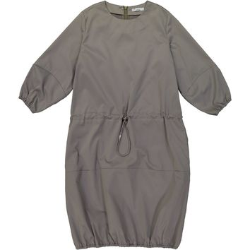 Picadilly Big Girls' Grey Bubble Dress