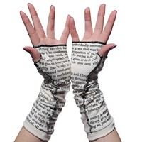 Romans 12 Writing Gloves