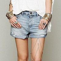 Litter SF  Christo Leg Garter at Free People Clothing Boutique