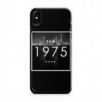 The 1975 city iPhone X Case