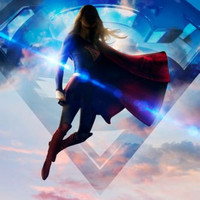 """Supergirl Poster 16""""x24"""""""