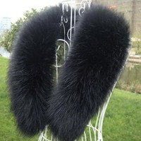 Ultra Fluff Luxury Vegan Fur Scarf