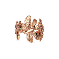 Gucci - Gucci Flora ring in rose gold